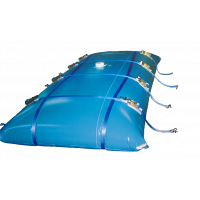 Mobile waterbag Coussin